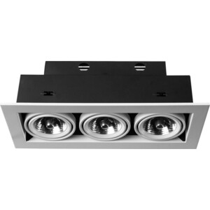 Точечный светильник Artelamp A5930PL-3WH