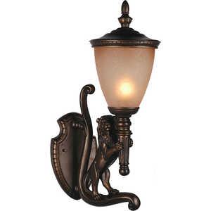 Уличный настенный светильник Favourite 1337-1W уличный настенный светильник favourite guards 1337 1w