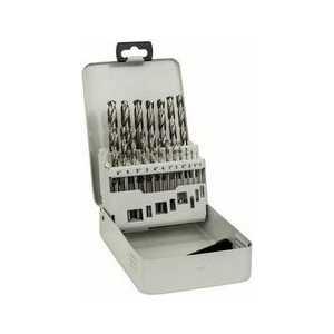 Набор сверл по металлу Bosch 1.0-10.0мм 19шт HSS-G в металическом кейсе (2.607.018.726) цена