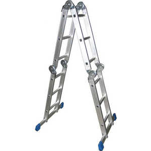 Лестница-трансформер Сибин 4х3 ступени (38851)