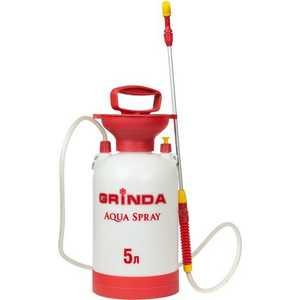 Опрыскиватель ручной Grinda 5л Aqua Spray (8-425115_z01) опрыскиватель ручной grinda 12л handy spray 8 425161