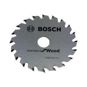 Диск пильный Bosch 85x15мм 20зубьев Standart for Wood (2.608.643.071)