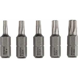 Набор бит Bosch х25мм TX10/15/20/25/30 5шт Extra Hart (2.607.001.768)
