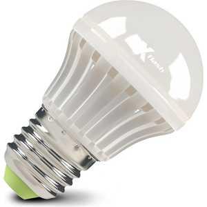 Светодиодная лампа X-flash XF-E27-BMC-P-4W-3000K-220V Артикул 46195 лампочка x flash xf e27 ocl a65 p 12w 3000k 220v 46645