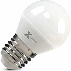 Светодиодная лампа X-flash XF-E27-G45-P-5W-3000K-12V Артикул 45891