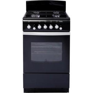 Газовая плита DeLuxe 5040.36 гщ черный