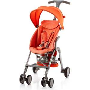 Коляска прогулочная GB T-Bar (оранжевый) D330J 615213005 коляска прогулочная gb beli air 4 dragonfire red