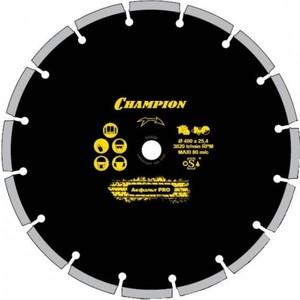 Алмазный диск Champion 350х25.4мм Asphafight (C1610)