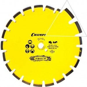Алмазный диск Champion 350х25.4мм Asphafight (C1606)