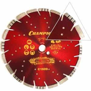 Алмазный диск Champion 230х22.2мм Marathon (C1617)