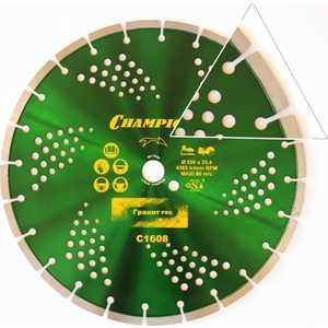 Алмазный диск Champion 400х25.4мм Laser Granite (C1607)