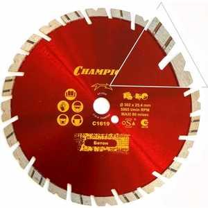 Алмазный диск Champion 350х25.4мм Fast Gripper (C1620)