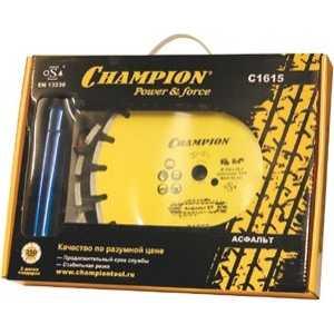 Набор алмазных дисков Champion 350х25.4мм Асфальт ST+PRO (C1615)