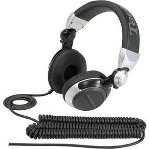Наушники Technics RP-DJ1215E-S technics rp dj1210e s мониторные наушники black silver