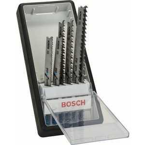Набор пилок для лобзика Bosch 6шт T123X/T234X/T345XF Robust Line Progressor (2.607.010.531)