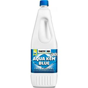 Жидкость для биотуалета Thetford Aqua Kem Blue 2л (Campa Blue)