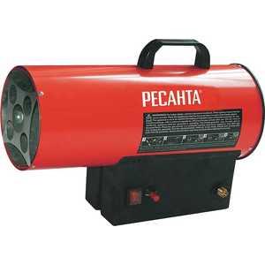 Тепловая газовая пушка Ресанта ТГП-10000 тепловая пушка газовая ресанта тгп 30000 33квт красный