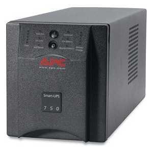 ИБП APC Smart-UPS 750VA/500W, 230V (SUA750I)
