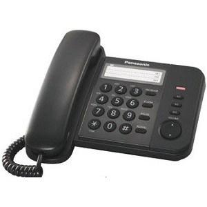Проводной телефон Panasonic KX-TS2352RUB цены