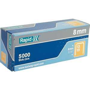 Скобы для степлера Rapid 8мм тип 13 5000шт (11835600)
