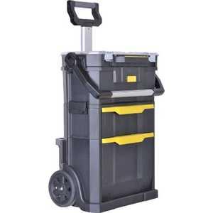 Ящик для инструментов Stanley с колесами модульный 2 в 1 STST1-79231