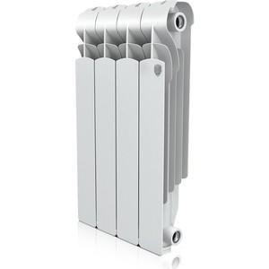 Радиатор отопления ROYAL Thermo алюминиевый Indigo 500 4 секции радиатор алюминиевый konner lux 4 секции 500 80
