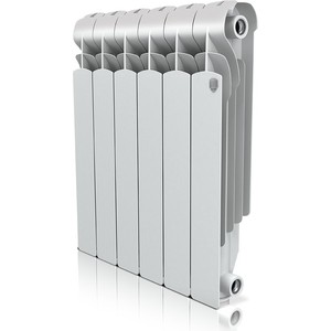 Радиатор отопления ROYAL Thermo алюминиевый Indigo 500 6 секций