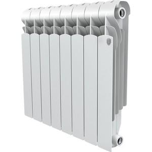 Радиатор отопления ROYAL Thermo алюминиевый Indigo 500 8 секций