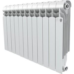Радиатор отопления ROYAL Thermo алюминиевый Indigo 500 12 секций roda алюминиевый 12 секций gsr 47 35012