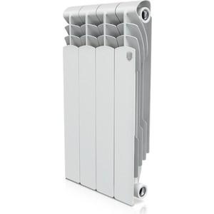 цена на Радиатор отопления ROYAL Thermo биметаллический Revolution Bimetall 500 4 секции