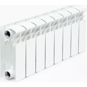 Радиатор отопления RIFAR BASE 200 8 секций биметаллический боковое подключение (RB20008)