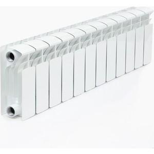цена на Радиатор отопления RIFAR BASE 200 12 секций биметаллический боковое подключение (RB20012)