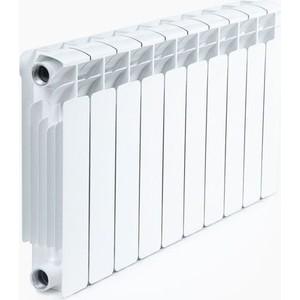 Радиатор отопления RIFAR BASE 350 10 секций биметаллический боковое подключение (RB35010) termolux a80 350 ral9016 10 секций