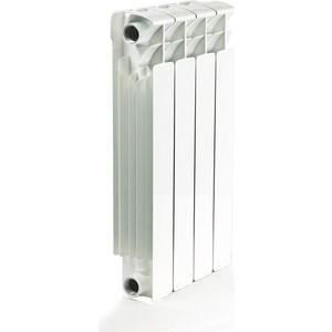 Радиатор отопления RIFAR BASE 500 4 секции биметаллический боковое подключение (RB50004)