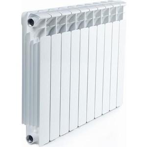 Радиатор отопления RIFAR BASE 500 10 секций биметаллический боковое подключение (RB50010)