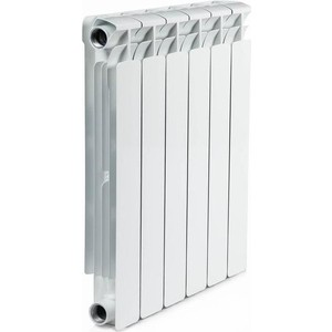 Радиатор отопления RIFAR ALP 500 6 секций биметаллический боковое подключение (RA50006)