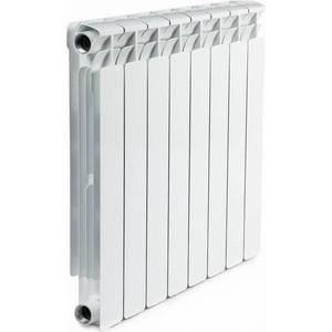 Радиатор отопления RIFAR ALP 500 8 секций биметаллический боковое подключение (RA50008)