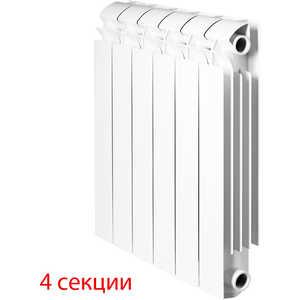Радиатор отопления Global алюминиевые VOX - R 500 (4 секции) global vox r 350 10 секций