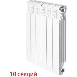 Радиатор отопления Global алюминиевые ISEO - 500 (10 секций) радиатор алюминиевый global iseo 500 x 8