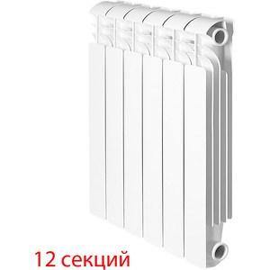 Радиатор отопления Global алюминиевые ISEO - 500 (12 секций) радиатор алюминиевый global iseo 500 x 8