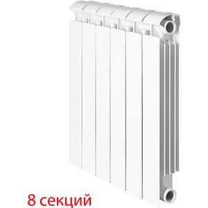 Радиатор отопления Global биметаллические STYLE EXTRA 350 (8 секций) termolux a80 350 ral9016 10 секций