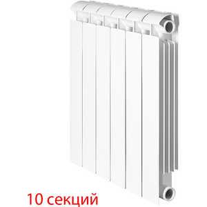 Радиатор отопления Global биметаллические STYLE EXTRA 350 (10 секций) termolux a80 350 ral9016 10 секций