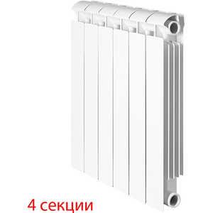 Радиатор отопления Global биметаллические STYLE EXTRA 500 (4 секции)