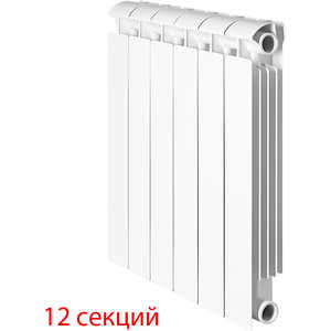 Радиатор отопления Global биметаллические STYLE EXTRA 500 (12 секций)