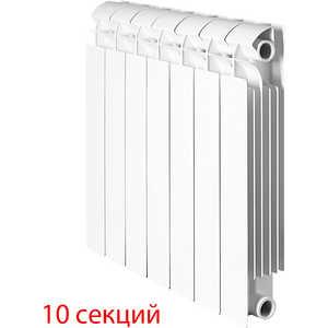 Радиатор отопления Global биметаллические STYLE PLUS 350 (10 секций) termolux a80 350 ral9016 10 секций