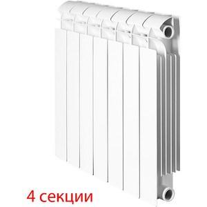Радиатор отопления Global биметаллические STYLE PLUS 500 (4 секции)