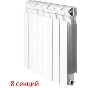 Радиатор отопления Global биметаллические STYLE PLUS 500 (8 секций)
