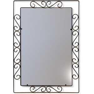 Зеркало Sheffilton Грация 628 черный