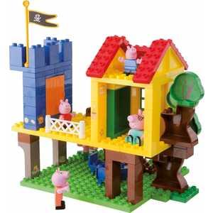 Конструктор BIG Дом на дереве Peppa Pig 57077