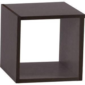 Полка Вентал Арт Кубик-1 венге